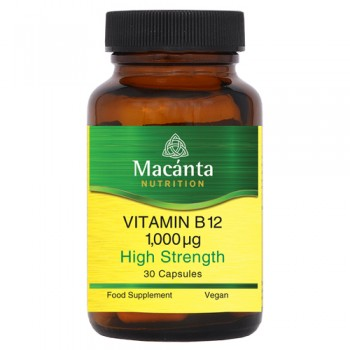 Vitamin B12 30 caps