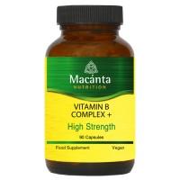 Vitamin B Complex + 90 caps