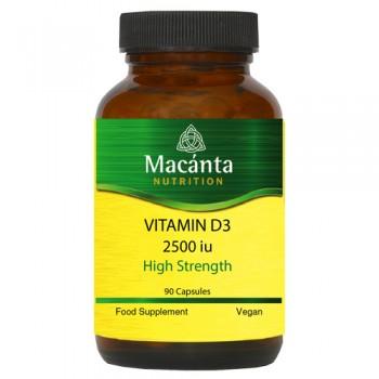 Vitamin D3 90 capsules