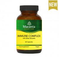 Immune Complex with Beta Glucans