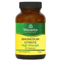 Magnesium Citrate 60 caps