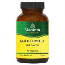 Multi-Complex with Co-Q10 60 caps